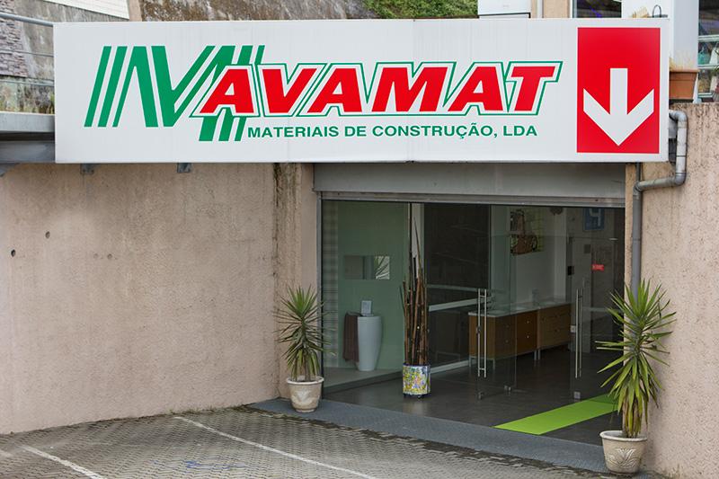 Mavamat - Fachada